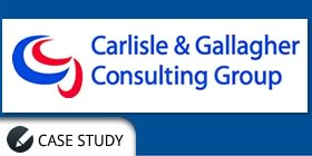 Carlisle & Gallagher Consulting Group – Logo Revision
