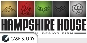 Hampshire House – Developing a Brand Image