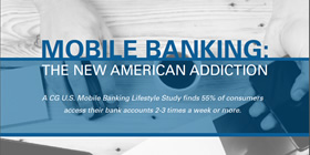 Mobile Banking: The New American Addiction
